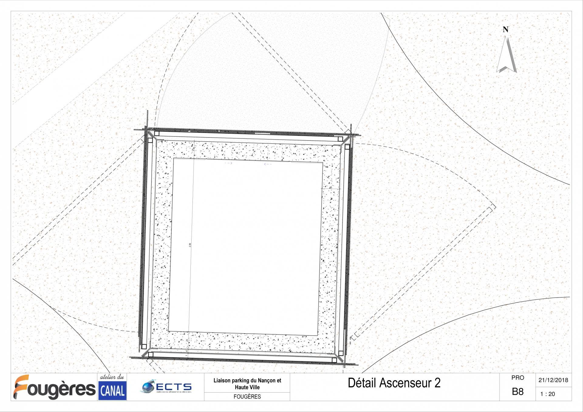 Adc fop pro b8 detail ascenseur 2