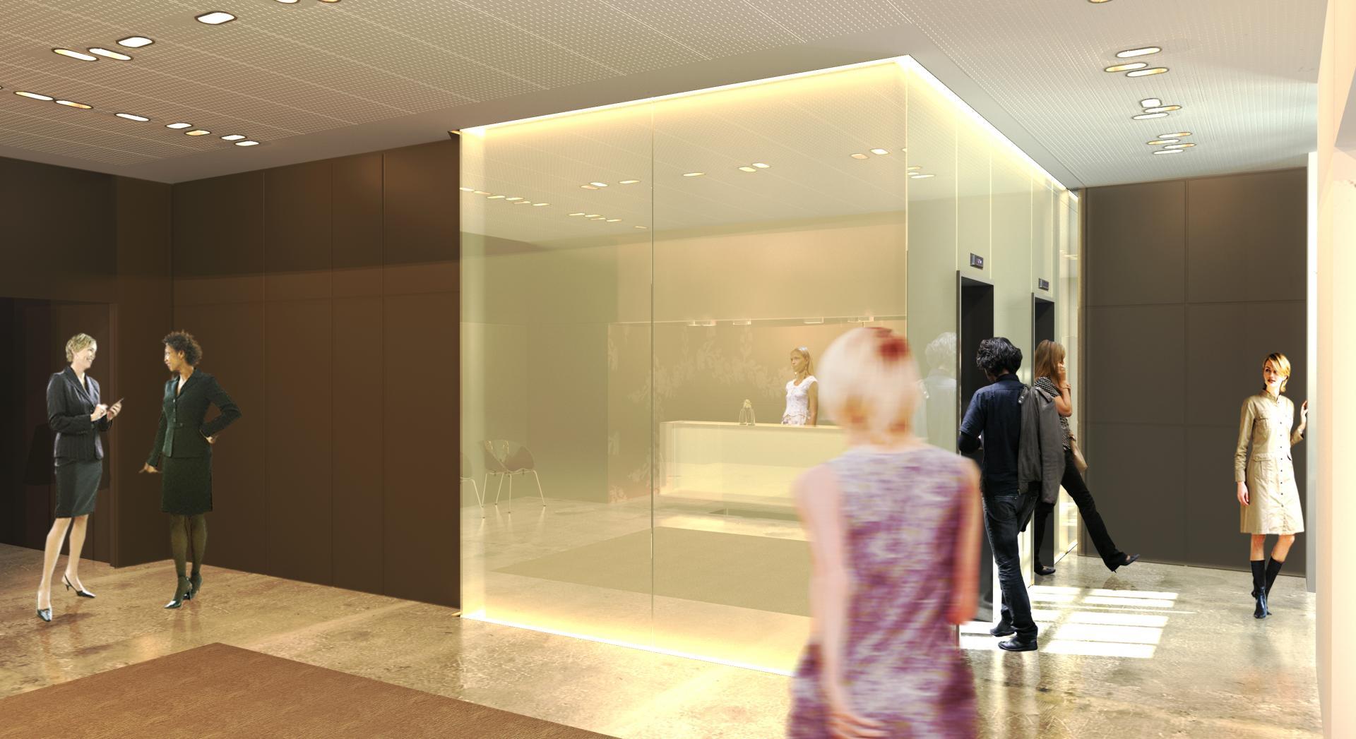 Ascenseur v3